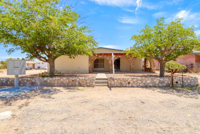 7490 Second Street Street, Canutillo, TX 79835 (MLS #847271) :: The Purple House Real Estate Group