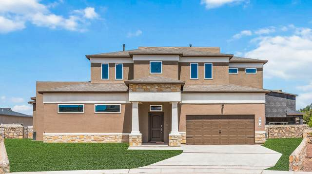 963 Selway River Place, El Paso, TX 79932 (MLS #847274) :: Red Yucca Group