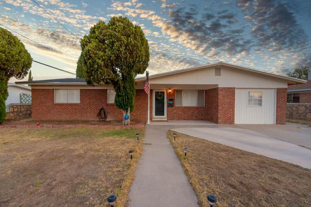 5832 Galaxie Drive, El Paso, TX 79924 (MLS #847309) :: The Purple House Real Estate Group