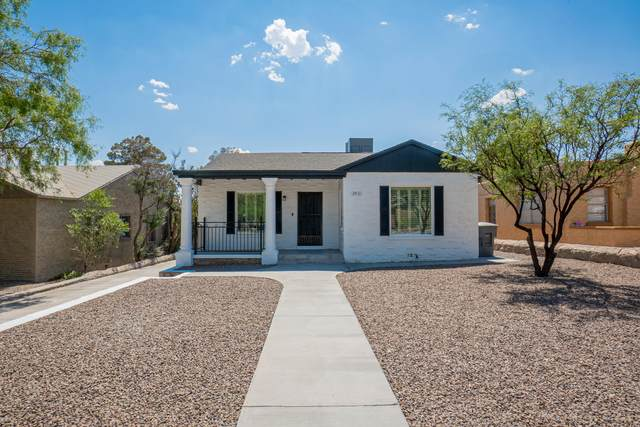 3511 Murray Place, El Paso, TX 79902 (MLS #847311) :: The Purple House Real Estate Group
