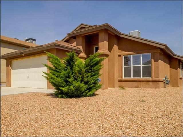 11956 Mesquite Gum Lane, El Paso, TX 79934 (MLS #847312) :: Preferred Closing Specialists