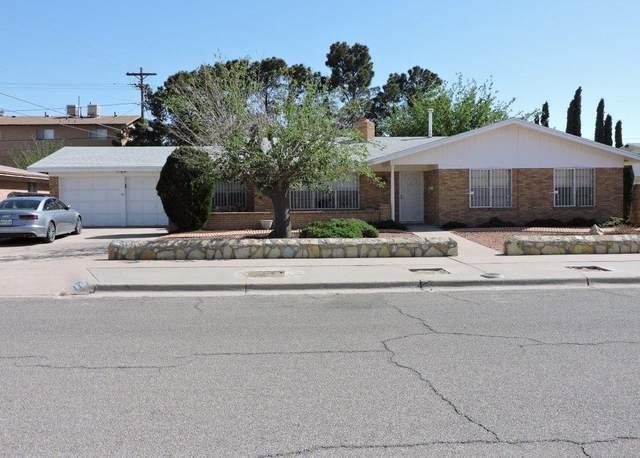 10104 Palmetto Drive, El Paso, TX 79925 (MLS #847313) :: Preferred Closing Specialists