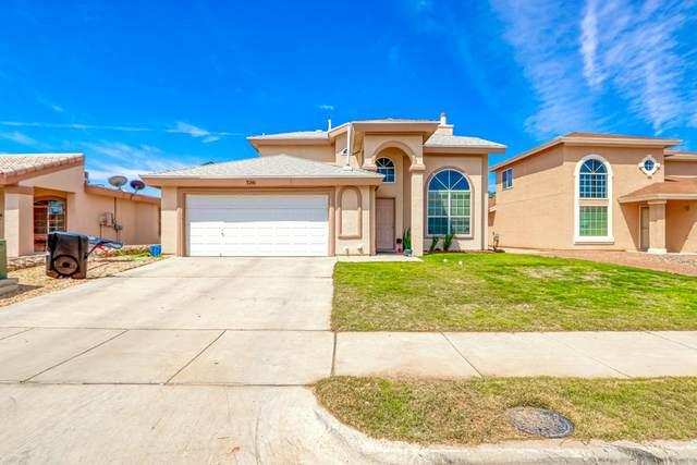 3281 Emerald Point Drive, El Paso, TX 79938 (MLS #847314) :: The Matt Rice Group