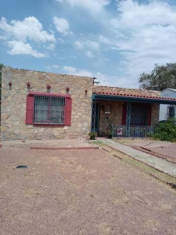 915 Raynolds Street, El Paso, TX 79903 (MLS #847319) :: The Matt Rice Group