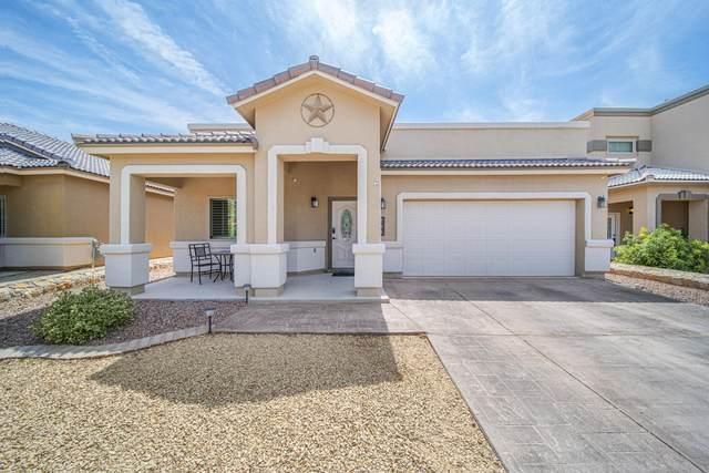 264 Saltford Place, El Paso, TX 79928 (MLS #847326) :: Summus Realty