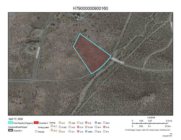 6 Ac Horizon, Horizon City, TX 79928 (MLS #847329) :: The Purple House Real Estate Group