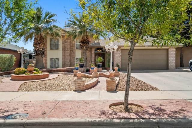 2025 Desert  Sun Drive, El Paso, TX 79938 (MLS #847334) :: Preferred Closing Specialists