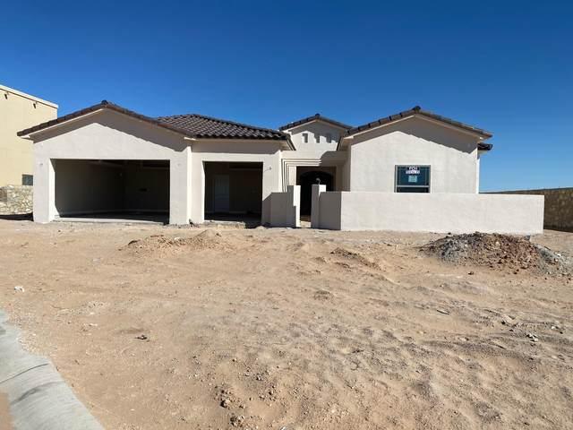 2412 Tierra Avion Place, El Paso, TX 79938 (MLS #847338) :: The Matt Rice Group