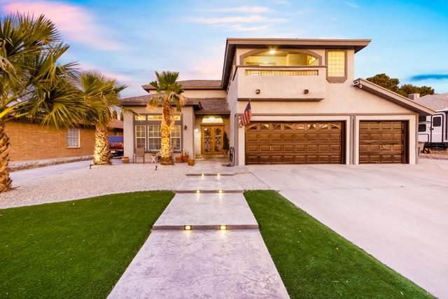 2024 Sun Country Drive, El Paso, TX 79938 (MLS #847342) :: Preferred Closing Specialists