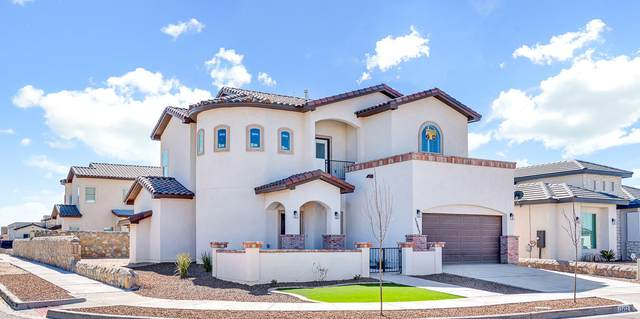 3504 Essence Drive, El Paso, TX 79928 (MLS #847344) :: The Matt Rice Group