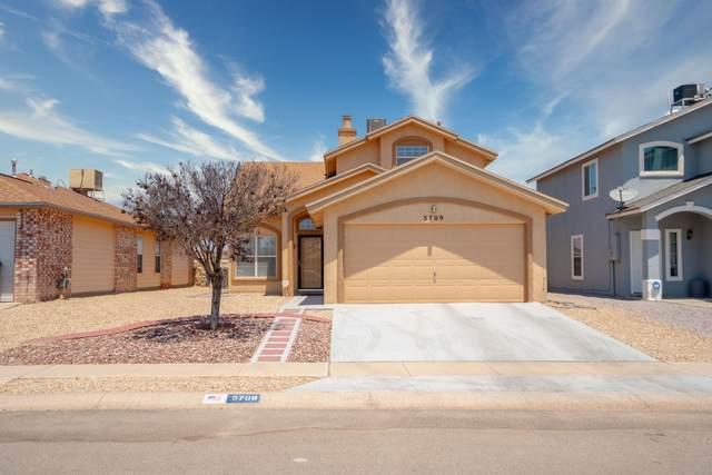 5709 Rick Husband Drive, El Paso, TX 79934 (MLS #847347) :: The Matt Rice Group