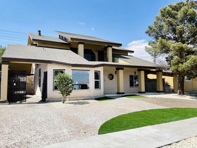 1143 N Clark Drive, El Paso, TX 79905 (MLS #847348) :: Red Yucca Group