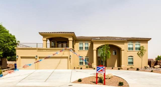 6150 Via De Los Arboles, El Paso, TX 79932 (MLS #847350) :: The Purple House Real Estate Group