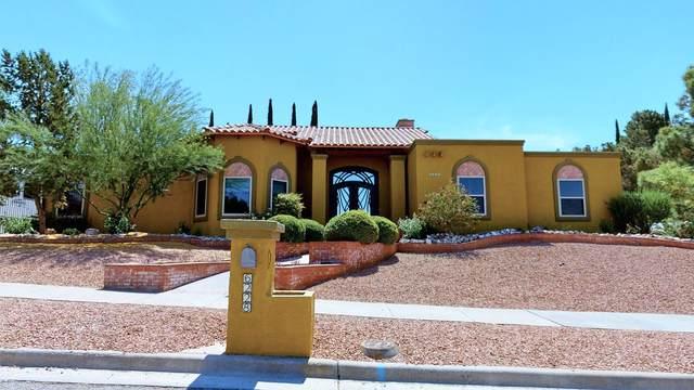 6228 Tarascas Drive, El Paso, TX 79912 (MLS #847355) :: Preferred Closing Specialists
