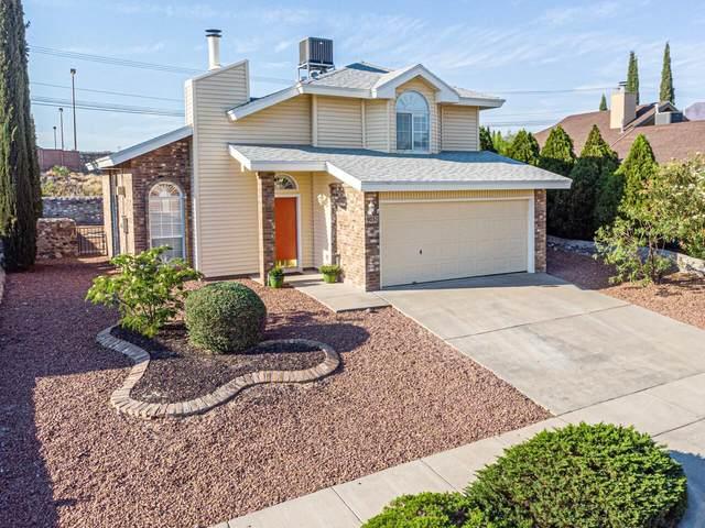 905 Springfire Drive, El Paso, TX 79912 (MLS #847365) :: Jackie Stevens Real Estate Group