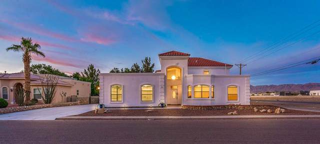 701 Kapriz Avenue, El Paso, TX 79932 (MLS #847366) :: The Purple House Real Estate Group