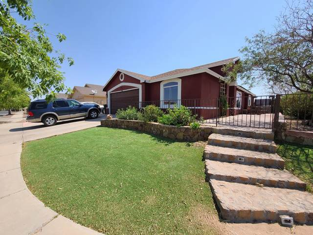 300 Peter Noyes Drive, El Paso, TX 79928 (MLS #847369) :: The Purple House Real Estate Group