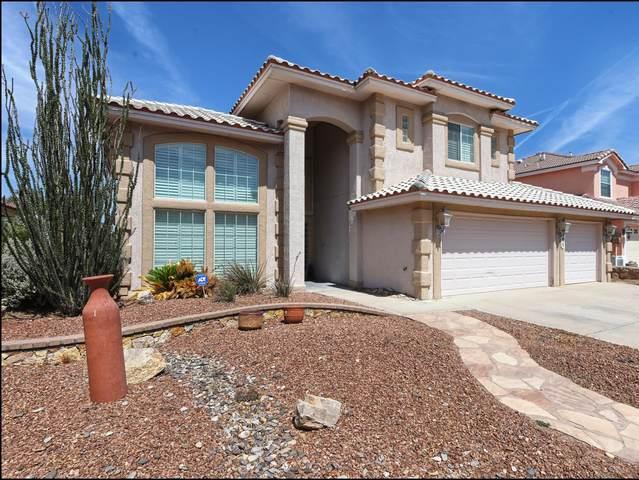 6361 Cougar Ridge Lane, El Paso, TX 79912 (MLS #847388) :: Preferred Closing Specialists