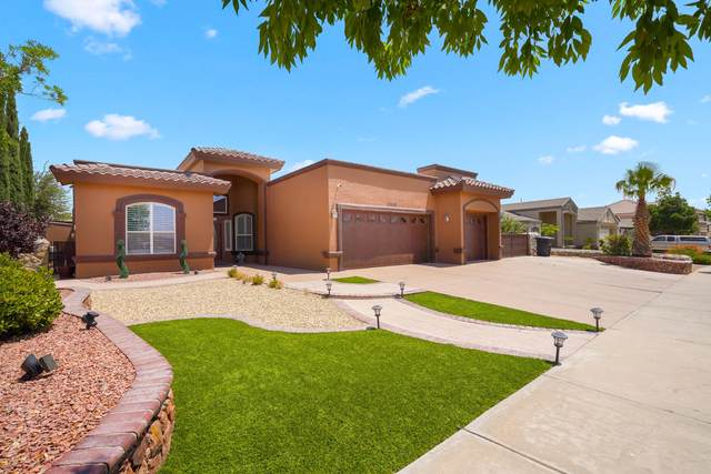 13445 Emerald Creek Dr. Drive, Horizon City, TX 79928 (MLS #847389) :: Red Yucca Group