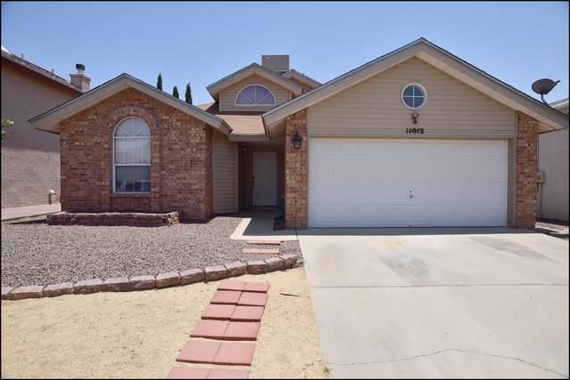 11012 Rogers Hornsby Street, El Paso, TX 79934 (MLS #847397) :: Jackie Stevens Real Estate Group