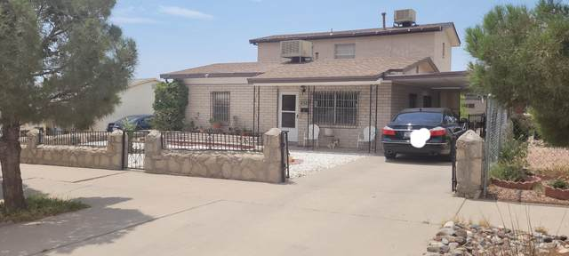 2522 Nations Avenue, El Paso, TX 79930 (MLS #847399) :: Red Yucca Group