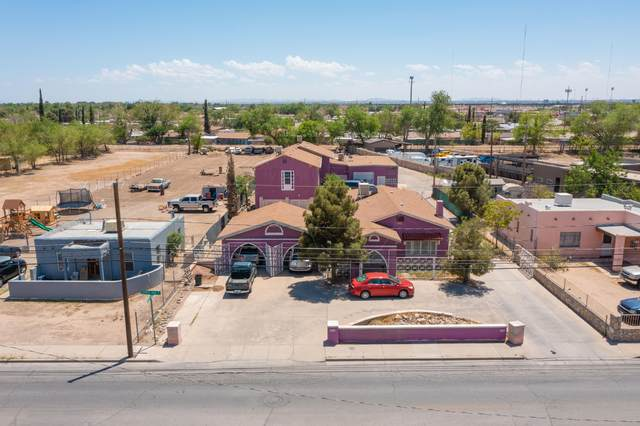 326 N Carolina Drive, El Paso, TX 79915 (MLS #847405) :: The Matt Rice Group