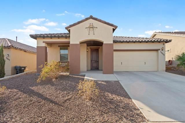12405 Chamberlain Drive, El Paso, TX 79928 (MLS #847409) :: Summus Realty