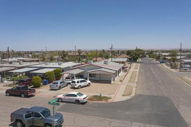 8800 Kenneth Street, El Paso, TX 79904 (MLS #847420) :: The Matt Rice Group
