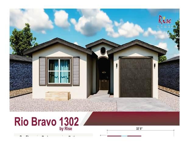 13823 Alamito Creek Avenue, Clint, TX 79836 (MLS #847425) :: Preferred Closing Specialists