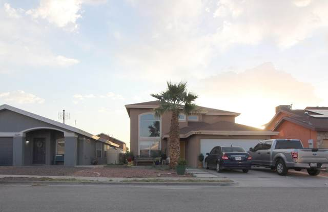 6233 Grace Madriles Place, El Paso, TX 79932 (MLS #847429) :: The Purple House Real Estate Group