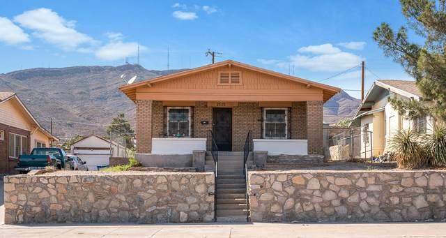 2525 Pershing Drive, El Paso, TX 79903 (MLS #847433) :: Preferred Closing Specialists