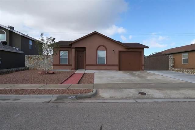 457 Goldshire Place, Horizon City, TX 79928 (MLS #847437) :: Summus Realty