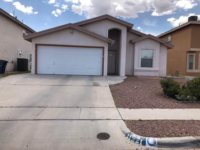 11221 William Mccool Street, El Paso, TX 79934 (MLS #847445) :: The Matt Rice Group