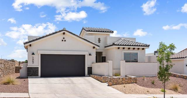 7462 Wooden Nickel Drive, El Paso, TX 79911 (MLS #847446) :: The Purple House Real Estate Group