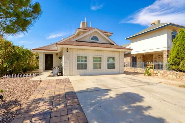 11753 Snow Hawk Drive, El Paso, TX 79936 (MLS #847454) :: The Purple House Real Estate Group