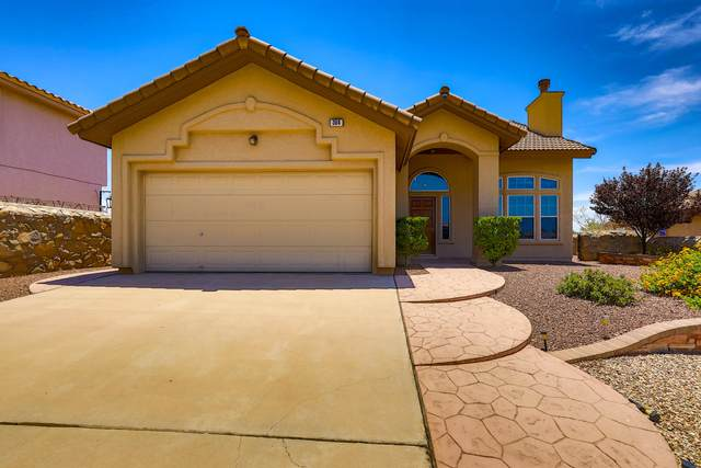 304 Resler Ridge Drive, El Paso, TX 79912 (MLS #847460) :: The Matt Rice Group
