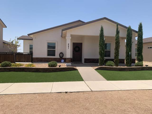 221 Lago Maggiore Street, Horizon City, TX 79928 (MLS #847462) :: The Purple House Real Estate Group