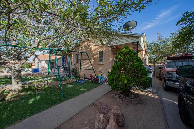 2724 Fort Boulevard, El Paso, TX 79930 (MLS #847463) :: Preferred Closing Specialists