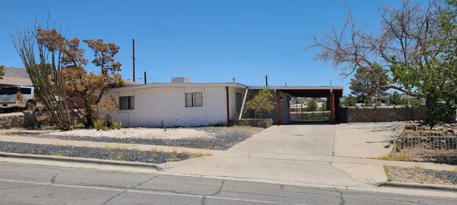 356 Clairemont Road, El Paso, TX 79912 (MLS #847465) :: The Purple House Real Estate Group