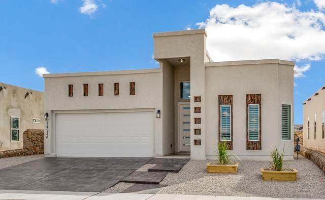 2332 Tierra Delmonte, El Paso, TX 79938 (MLS #847469) :: Summus Realty
