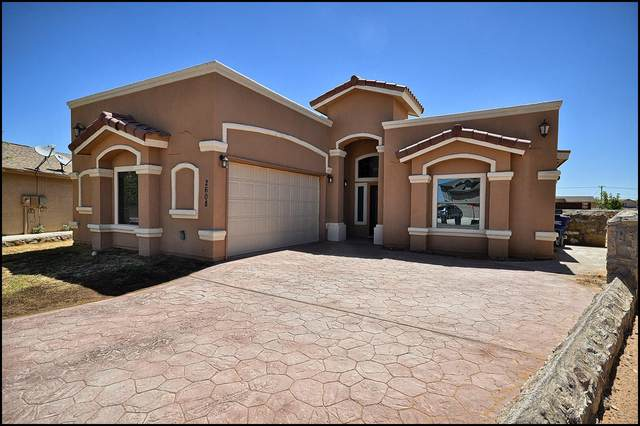 2608 Snowy Rock Place, El Paso, TX 79938 (MLS #847471) :: The Purple House Real Estate Group