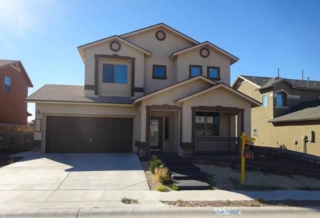 12328 Stansbury Drive, El Paso, TX 79928 (MLS #847472) :: Summus Realty