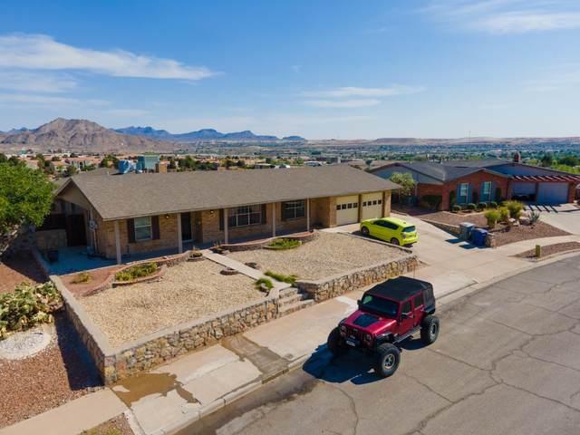 6341 Monarch Drive, El Paso, TX 79912 (MLS #847476) :: The Purple House Real Estate Group