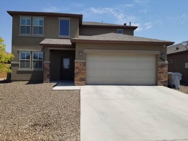 14901 Tim Hardaway, El Paso, TX 79938 (MLS #847480) :: The Purple House Real Estate Group