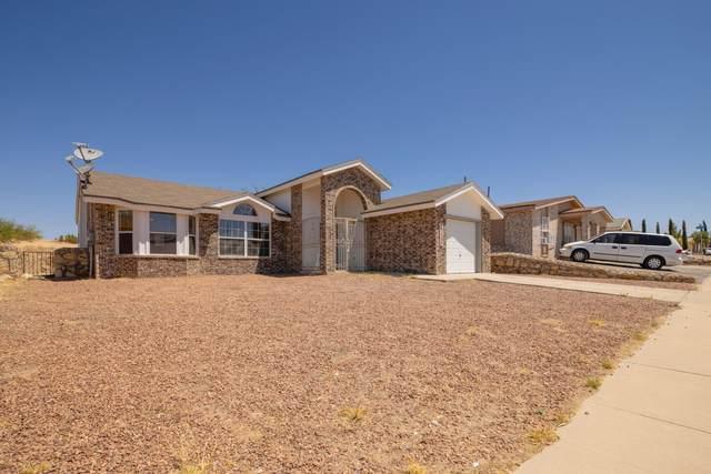 13233 Ingram Court, Horizon City, TX 79928 (MLS #847483) :: The Purple House Real Estate Group