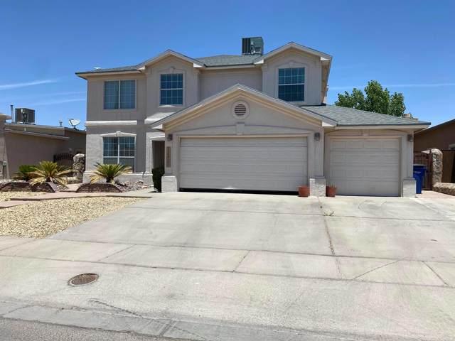 12421 Tierra Nogal Drive, El Paso, TX 79938 (MLS #847485) :: The Purple House Real Estate Group