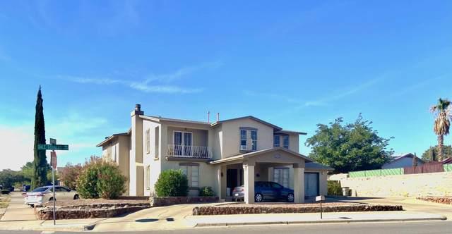 1530 Common Drive, El Paso, TX 79936 (MLS #847487) :: The Matt Rice Group