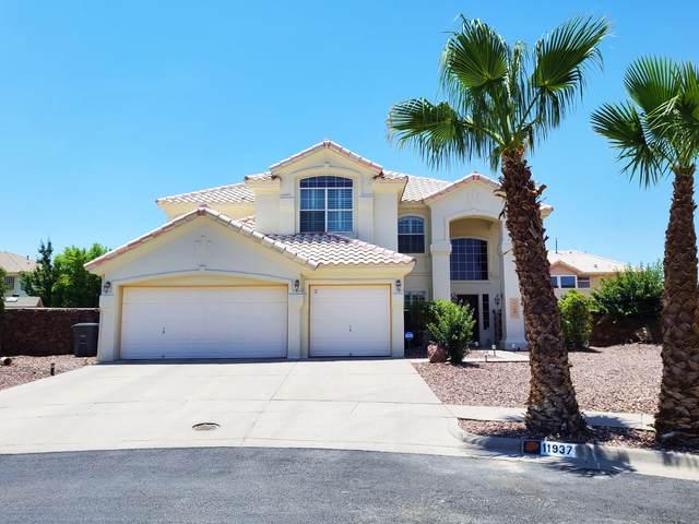 11937 Paseo Corona Place, El Paso, TX 79936 (MLS #847488) :: Preferred Closing Specialists