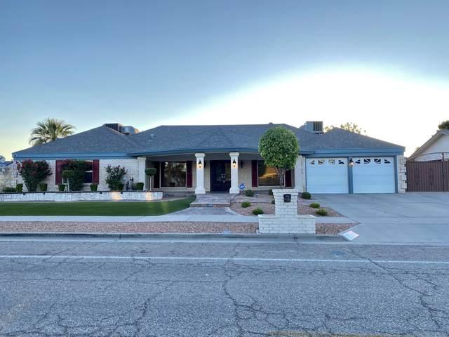1803 Arnold Palmer Drive, El Paso, TX 79935 (MLS #847489) :: The Matt Rice Group