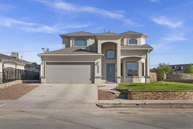 5489 Ignacio Frias Drive, El Paso, TX 79934 (MLS #847495) :: Summus Realty